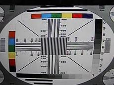 汉邦高科成像500线 灰阶显示1~8级