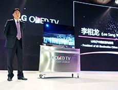 LG电子中国区黑电总裁李相龙先生