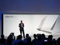 索尼2013德国IFA发布现场