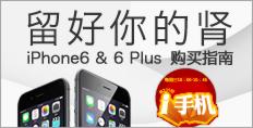 i手机244期:iPhone6 & 6 Plus购买指南