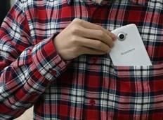 联想S920小小上衣口袋可以放得下