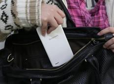 联想S920中型包包可以放得下