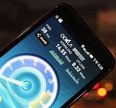 NO.3 4G LTE用户迎来高速增长