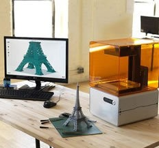 NO.10 3D打印真正走进市场化