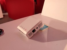 DCN智云无线系列产品侧面