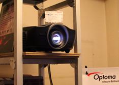 奥图码打造LED高端影院