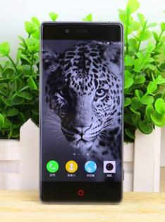 无边框手机nubia Z9
