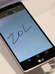 LG G4衍生机现身IFA
