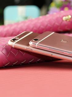 vivo X6Plus对比iPhone