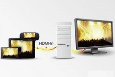 HDMI-IN链接示意图