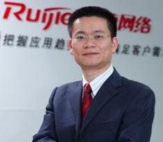 <p>锐捷网络云数据中心事业部总经理</p> 刘福能