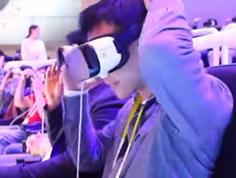 用Gear VR看4D电影是怎样的感受