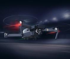 DJI大疆 御 Mavic Pro 可折叠4K航拍无人机 全能套装