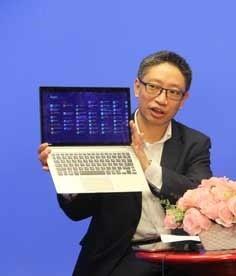 东芝笔记本2013冬季新品发布
