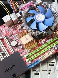 三星SSD提升老电脑性能