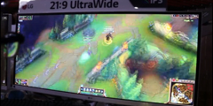 战火升级 LG 21:9超宽屏助力英雄联盟赛