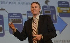 Intel数据中心部门高管演讲