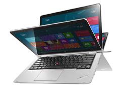 ThinkPad S5 Yoga拥有多种使用模式