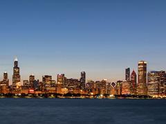 建筑与艺术之城 佳能EOS行摄芝加哥