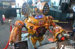 机器人主题MOD主机