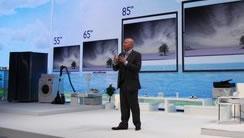 三星发布98英寸OLED电视