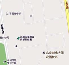 4月24日北京邮电大学宏福校区