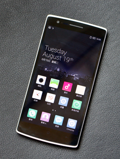 IUNI OS版一加手机系统体验