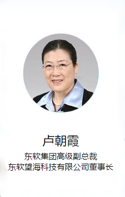卢朝霞 <span>东软集团高级副总裁 东软望海科技有限公司董事长</span>