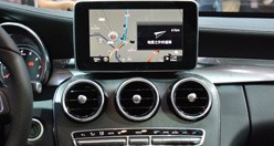 玩儿科技 奔驰新C260L智能系统