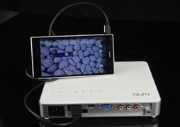 智能手机伙伴 丽讯QUMI Q7移动应用
