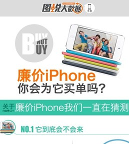 廉价iPhone你会为它买单吗?