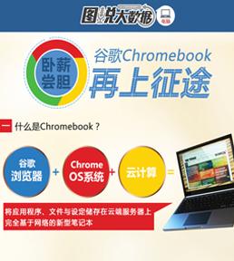 卧薪尝胆——谷歌Chromebook再上征途