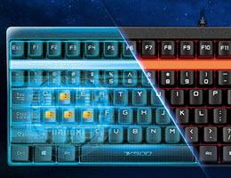 即刻购买雷柏V500机械键盘