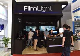 调色大师FilmLight展台一览