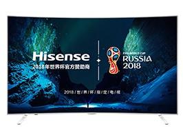 海信 LED65EC880UCQ 65吋4K曲面电视