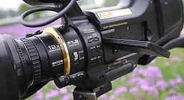专业VS低价 婚庆DV新神器JVC HM95评测