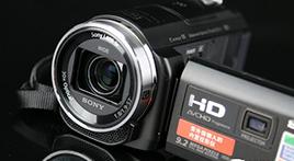 超强防抖内置投影 索尼HDR-PJ610E评测