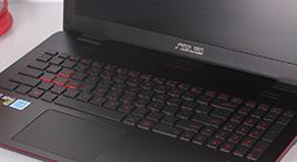 GTX860M游戏靓本 华硕玩家国度G58J评测