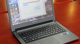 六款经典商务笔记本横评:联想扬天M40