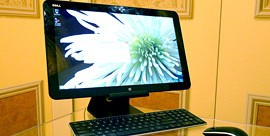 新品亮相CES 戴尔XPS 18一体电脑