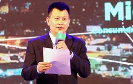 <b>唐生</b>工信部中国电子商务协会副理事长