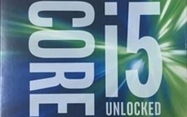 Intel 酷睿 i5-6600K