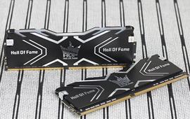 影驰HOF 4GB*2 DDR4 2400