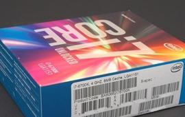 Intel 酷睿i7-6700K