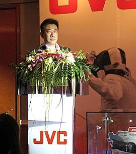 JVC新品P100/PX100
