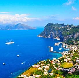 蜜月之岛意大利 - 卡布里岛