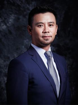联想集团副总裁、中国区商用产品营销及渠道销售总经理刘征