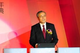中国移动集团副总裁 沙跃家先生