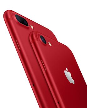 苹果iPhone 7红色版正式发售