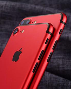 苹果新品发布 红色果7将亮相